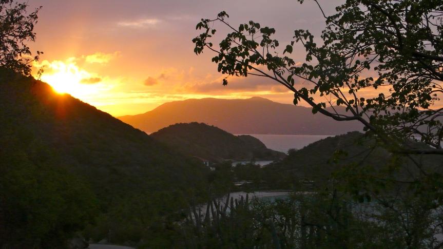 The British Virgin Islands at their best.