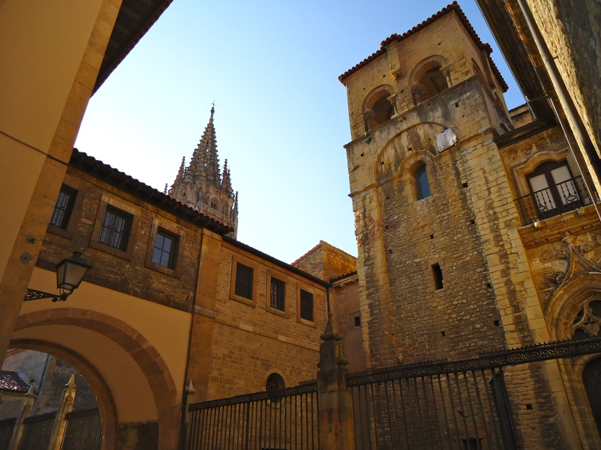 Oviedo Old City