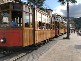The old Tram